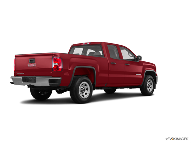 2018 gmc sierra 1500 double cab new car prices kelley blue book. Black Bedroom Furniture Sets. Home Design Ideas
