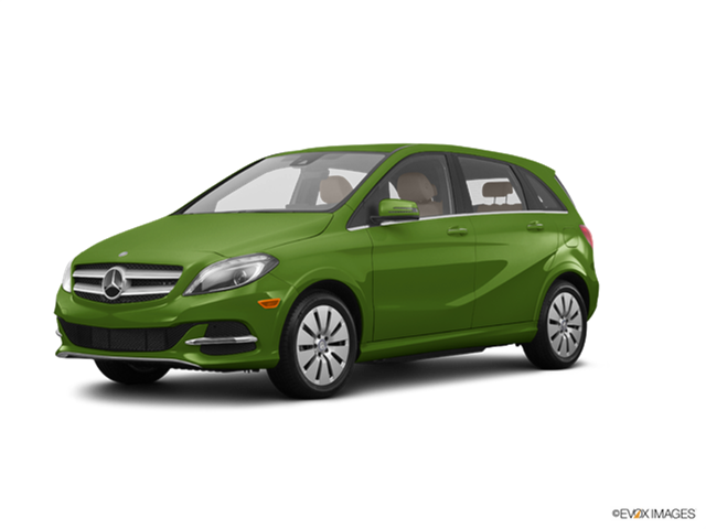 Most Fuel Efficient Luxury Vehicles of 2017 - 2017 Mercedes-Benz B-Class