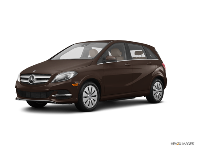 Most Fuel Efficient Luxury Vehicles of 2016 - 2016 Mercedes-Benz B-Class