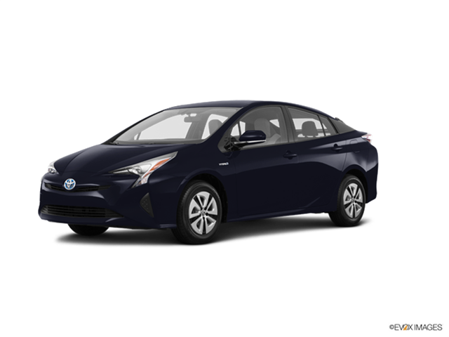 New Car 2017 Toyota Prius Four