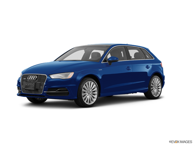 Top Consumer Rated Hybrids of 2016 - 2016 Audi A3 Sportback e-tron