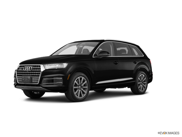 2019 Audi Q7 30t Premium Plus New Car Prices Kelley Blue Book