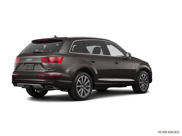 New Car 2018 Audi Q7 3.0T Premium Plus