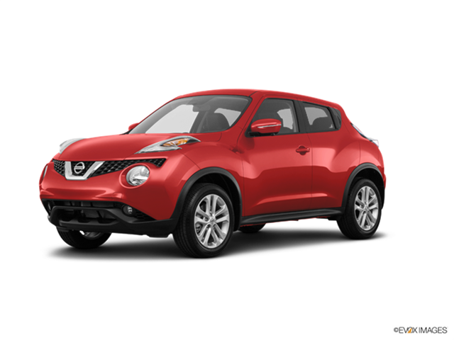 Most Fuel Efficient SUVs of 2017 - 2017 Nissan JUKE