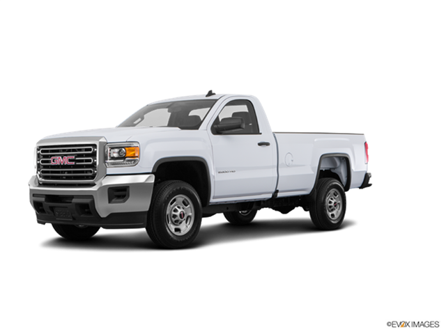 GMC Sierra 3500 HD Regular Cab