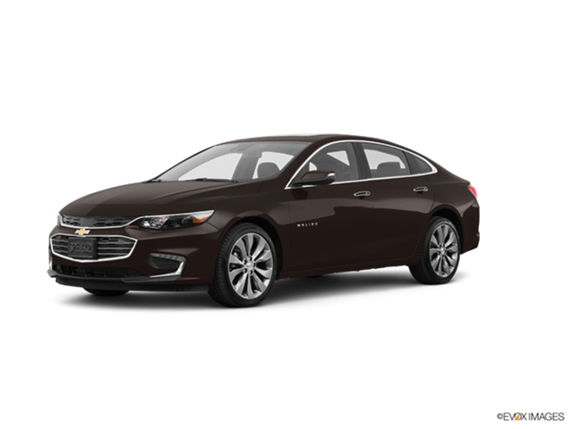 New Car 2017 Chevrolet Malibu Premier