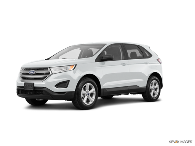 2017 Ford Edge Kelley Blue Book