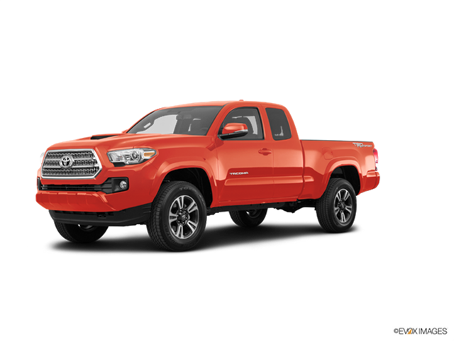 Top Expert Rated Trucks of 2017 - 2017 Toyota Tacoma Access Cab