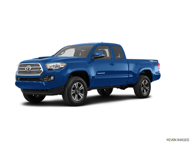 New Car 2018 Toyota Tacoma Access Cab TRD Sport