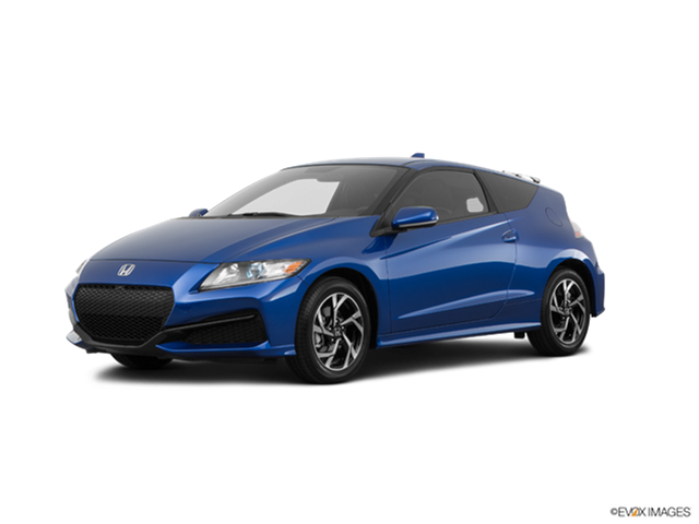 Most Fuel Efficient Coupes of 2016 - 2016 Honda CR-Z