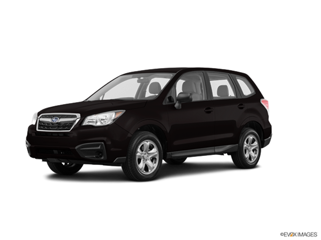 New Car 2017 Subaru Forester 2.5i Limited