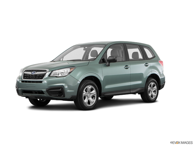 Most Fuel Efficient Crossovers of 2018 - 2018 Subaru Forester