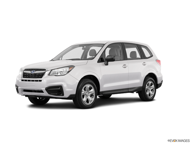 Free Car History Report >> 2017 Subaru Forester | Kelley Blue Book
