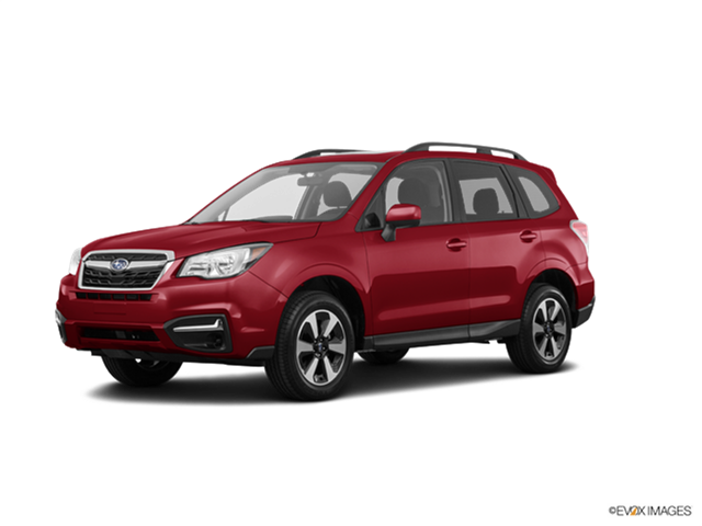 Best Safety Rated SUVs of 2017 - 2017 Subaru Forester