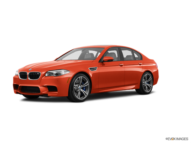 Top Consumer Rated Sedans of 2016 - 2016 BMW M5