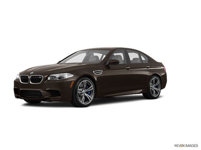 Top Consumer Rated Luxury Vehicles of 2016 - 2016 BMW M5