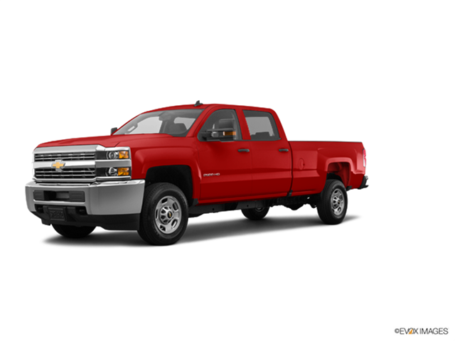 Top Expert Rated Trucks of 2018 - 2018 Chevrolet Silverado 2500 HD Crew Cab