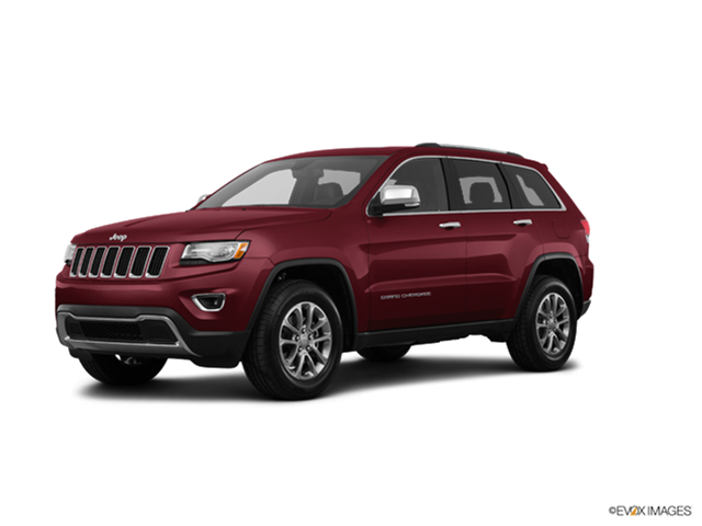 2017 Jeep Grand Cherokee Limited New Car Prices