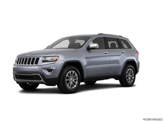 New Car 2017 Jeep Grand Cherokee Limited