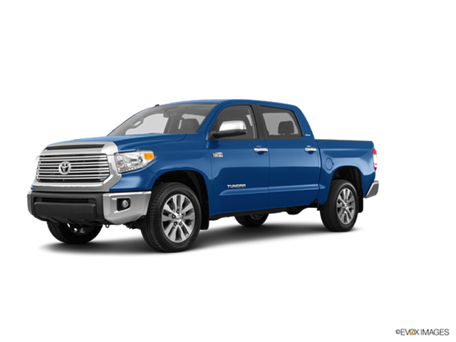 2017 toyota tundra crewmax limited new car prices kelley blue book. Black Bedroom Furniture Sets. Home Design Ideas