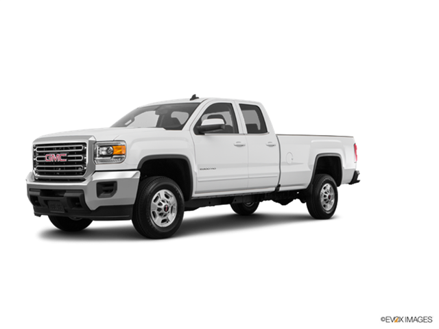 2018 GMC Sierra 2500 HD Double Cab