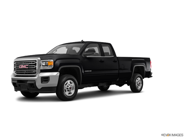 New Car 2018 GMC Sierra 2500 HD Double Cab SLE