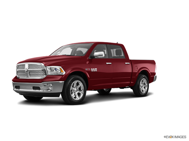 New Car 2017 Ram 1500 Crew Cab Laramie