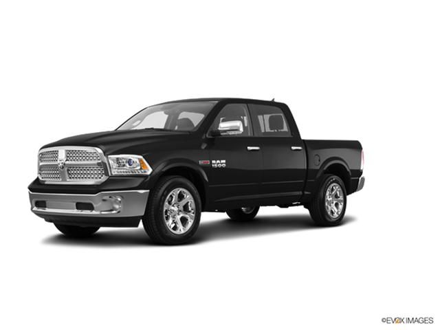 New Car 2017 Ram 1500 Crew Cab Laramie Limited