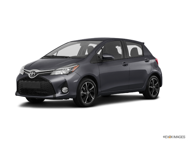 New Car 2017 Toyota Yaris SE