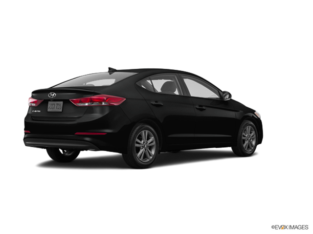 New Car 2017 Hyundai Elantra SE Value Edition