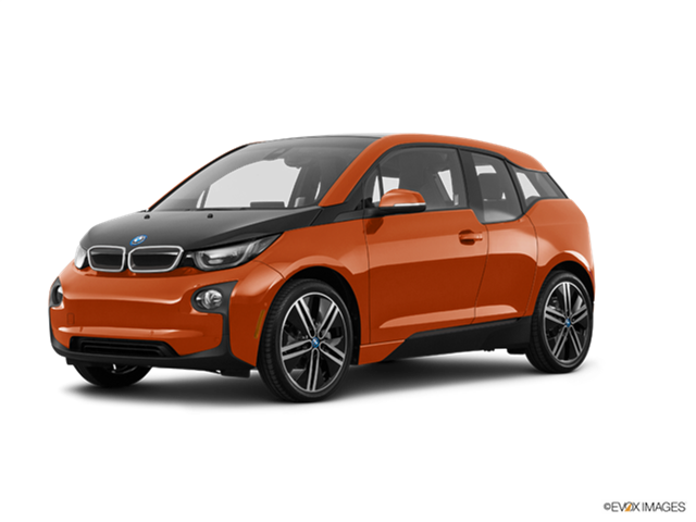 Most Fuel Efficient Luxury Vehicles of 2016 - 2016 BMW i3
