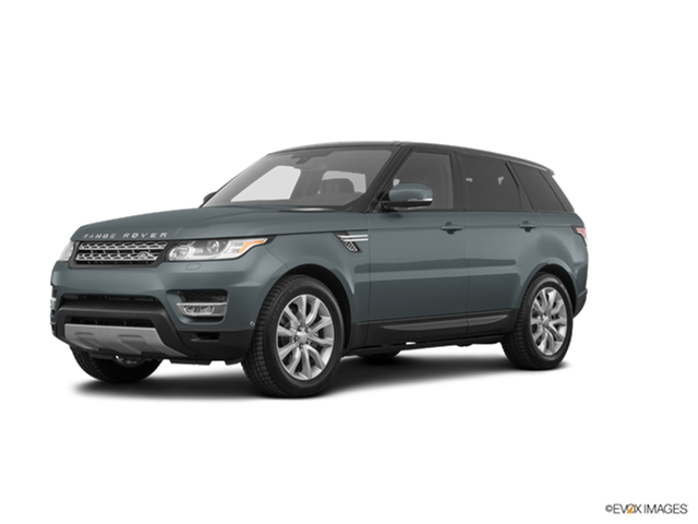 New Car 2017 Land Rover Range Rover Sport Autobiography