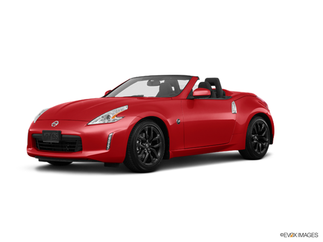Top Consumer Rated Convertibles of 2017 - 2017 Nissan 370Z
