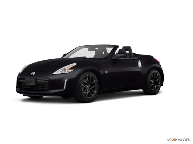 Most Popular Convertibles of 2018 - 2018 Nissan 370Z