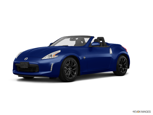Top Expert Rated Convertibles of 2016 - 2016 Nissan 370Z