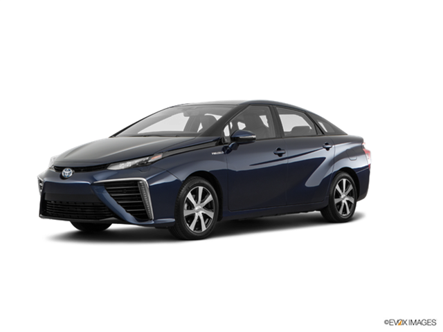 Most Fuel Efficient Sedans of 2017 - 2017 Toyota Mirai
