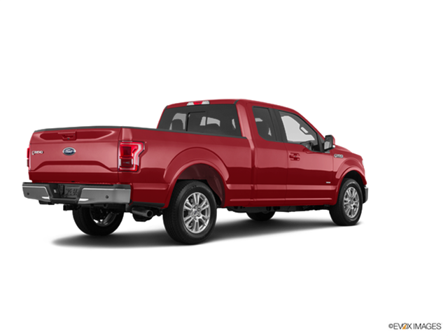 New Car 2017 Ford F150 Super Cab Lariat