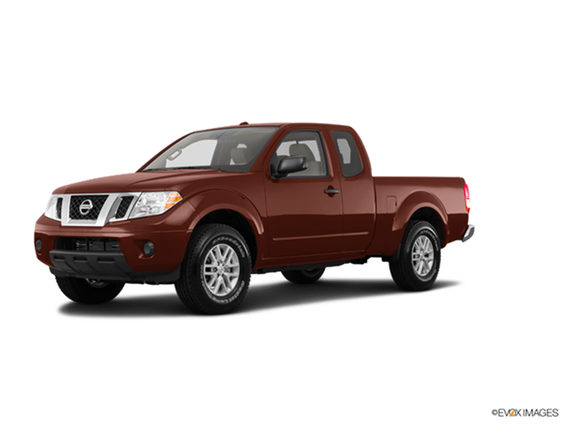 Most Fuel Efficient Trucks of 2017 - 2017 Nissan Frontier King Cab