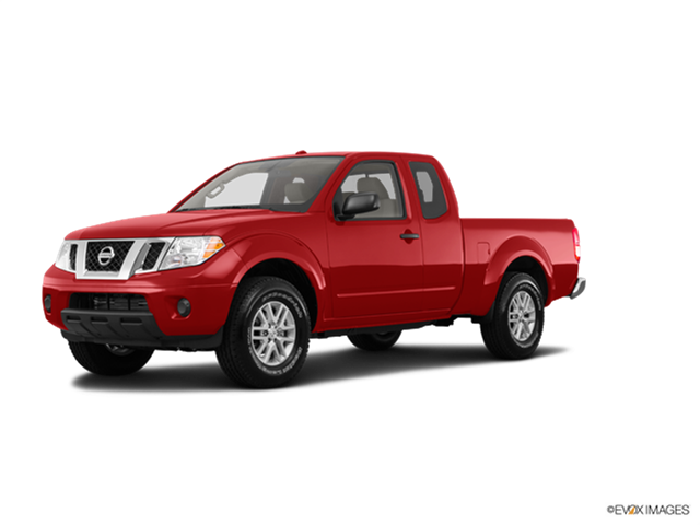 Most Popular Trucks of 2017 - 2017 Nissan Frontier King Cab