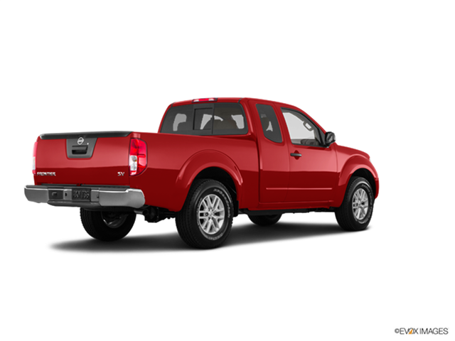 New Car 2017 Nissan Frontier King Cab SV