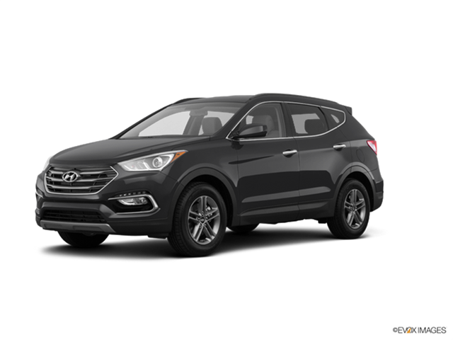 Best Safety Rated SUVs of 2018 - 2018 Hyundai Santa Fe Sport
