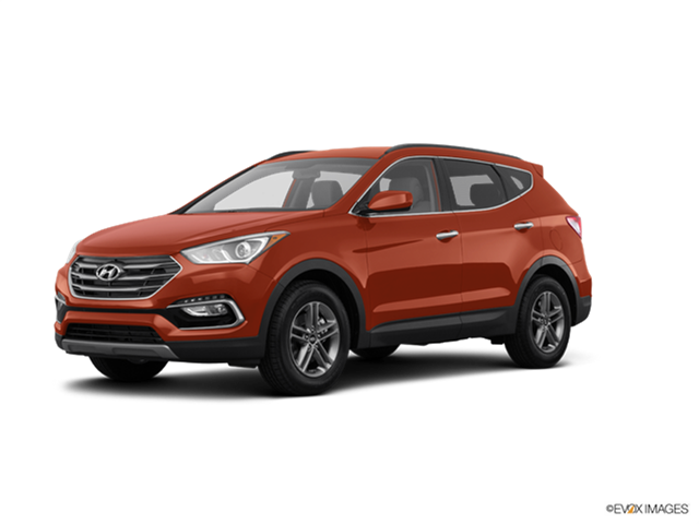 Most Popular Crossovers of 2018 - 2018 Hyundai Santa Fe Sport