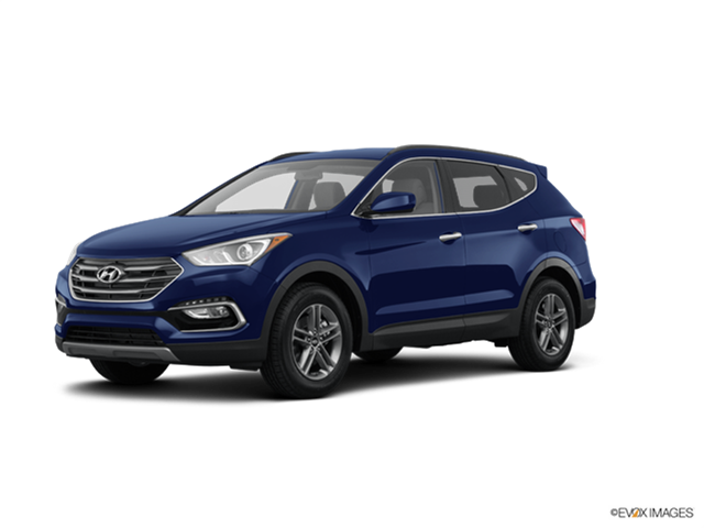 Best Safety Rated Crossovers of 2018 - 2018 Hyundai Santa Fe Sport