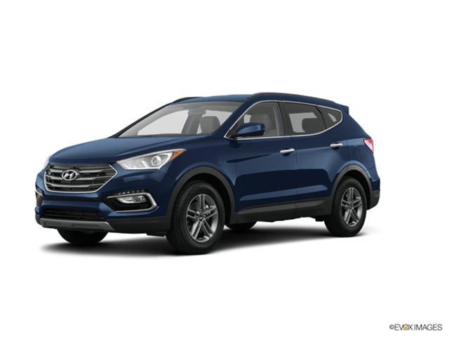 Best Safety Rated Crossovers of 2017 - 2017 Hyundai Santa Fe Sport