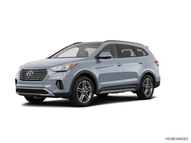 2018 hyundai santa fe limited ultimate new car prices | kelley blue book