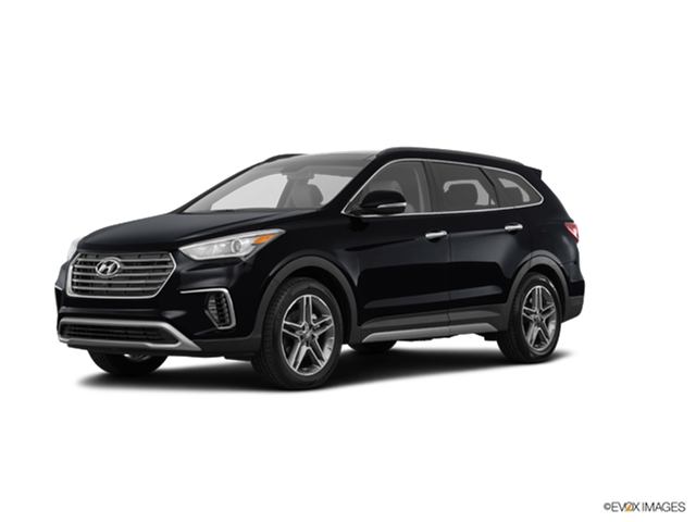New Car 2018 Hyundai Santa Fe Limited Ultimate