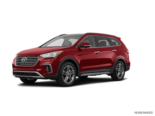 New Car 2017 Hyundai Santa Fe SE Ultimate