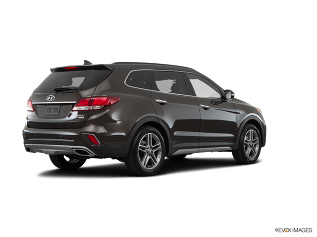 New Car 2017 Hyundai Santa Fe Limited Ultimate