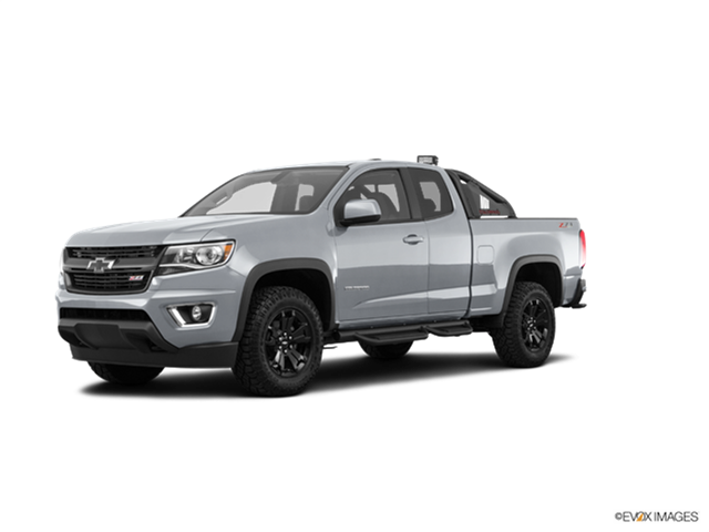 New Car 2018 Chevrolet Colorado Extended Cab Z71