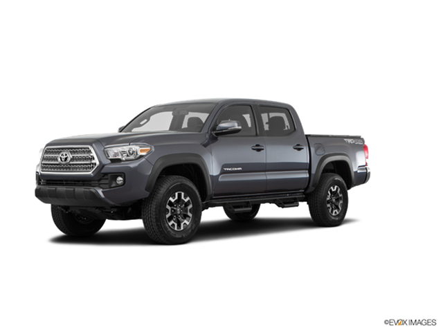 New Car 2017 Toyota Tacoma Double Cab TRD Off-Road